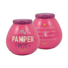 My Pamper Pot of Dreams